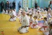 Общая тренировка киокусинкай в городе Волжском (рис.4)