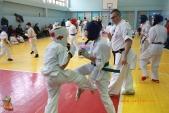 Общая тренировка киокусинкай в городе Волжском (рис.39)