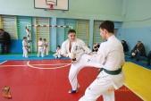 Общая тренировка киокусинкай в городе Волжском (рис.42)
