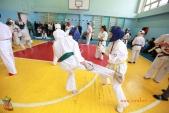 Общая тренировка киокусинкай в городе Волжском (рис.43)