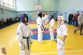 Общая тренировка киокусинкай в городе Волжском (рис.44)