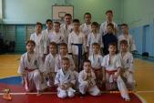 Общая тренировка киокусинкай в городе Волжском (рис.7)