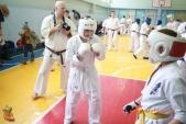 Общая тренировка киокусинкай в городе Волжском (рис.9)