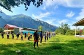 Открытые тренировочные летние сборы ТЕБЕРДА-2021 (рис.7)