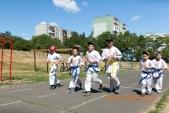 Фото 1-го Летнего лагеря киокусинкай спортивного клуба УРАКЕН (рис.15)