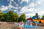 Выступления Федерации Уракен Карате на открытии НОВОЙ спортивной площадки Лицея 9  (рис.9)