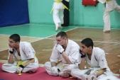 Совместная тренировка с каратистами из клуба Дзаншин в лицее 9 (рис.11)