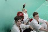 Совместная тренировка с каратистами из клуба Дзаншин в лицее 9 (рис.18)