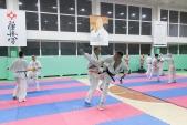 Совместная тренировка с каратистами из клуба Дзаншин в лицее 9 (рис.22)