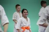Совместная тренировка с каратистами из клуба Дзаншин в лицее 9 (рис.4)