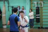 Боевая спарринговая тренировка в Лицее 9 Дзержинского района города Волгограда (рис.10)