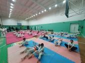 Боевая спарринговая тренировка в Лицее 9 Дзержинского района города Волгограда (рис.5)