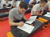 Судейский семинар в Федерацие Киокушинкай УРАКЕН КАРАТЕ Волгоградской области (рис.13)