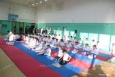 РЕЗУЛЬТАТЫ Аттестации на пояс Киокусинкай каратэ КЮ-ТЕСТ в Лицее 9 Федерации УРАКЕН КАРАТЕ