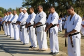Традиционная тренировка на Мамаевом Кургане по случаю начала нового учебно-тренировочного года  (рис.27)