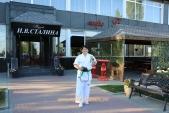 Традиционная тренировка на Мамаевом Кургане по случаю начала нового учебно-тренировочного года  (рис.31)