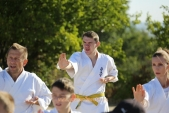 Традиционная тренировка на Мамаевом Кургане по случаю начала нового учебно-тренировочного года  (рис.35)