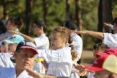 Традиционная тренировка на Мамаевом Кургане по случаю начала нового учебно-тренировочного года  (рис.36)