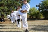 Традиционная тренировка на Мамаевом Кургане по случаю начала нового учебно-тренировочного года  (рис.38)