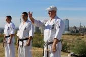 Традиционная тренировка на Мамаевом Кургане по случаю начала нового учебно-тренировочного года  (рис.4)