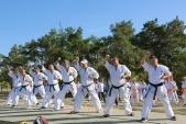 Традиционная тренировка на Мамаевом Кургане по случаю начала нового учебно-тренировочного года  (рис.40)