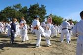 Традиционная тренировка на Мамаевом Кургане по случаю начала нового учебно-тренировочного года  (рис.41)