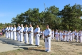 Традиционная тренировка на Мамаевом Кургане по случаю начала нового учебно-тренировочного года  (рис.42)