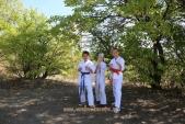 Традиционная тренировка на Мамаевом Кургане по случаю начала нового учебно-тренировочного года  (рис.43)