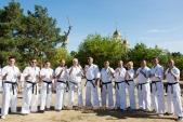 Традиционная тренировка на Мамаевом Кургане по случаю начала нового учебно-тренировочного года  (рис.46)