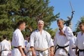 Традиционная тренировка на Мамаевом Кургане по случаю начала нового учебно-тренировочного года  (рис.5)