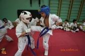 Тренировка спортсменов СК УРАКЕН Лицея № 9 с каратистами из Волжского (рис.16)