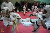 Тренировка спортсменов СК УРАКЕН Лицея № 9 с каратистами из Волжского (рис.20)