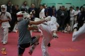 Тренировка спортсменов СК УРАКЕН Лицея № 9 с каратистами из Волжского (рис.25)