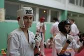 Тренировка спортсменов СК УРАКЕН Лицея № 9 с каратистами из Волжского (рис.28)
