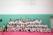 Тренировка спортсменов СК УРАКЕН Лицея № 9 с каратистами из Волжского (рис.3)