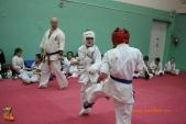 Тренировка спортсменов СК УРАКЕН Лицея № 9 с каратистами из Волжского (рис.30)