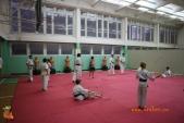 Тренировка спортсменов СК УРАКЕН Лицея № 9 с каратистами из Волжского (рис.5)
