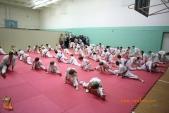 Тренировка спортсменов СК УРАКЕН Лицея № 9 с каратистами из Волжского (рис.6)