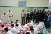 Тренировка спортсменов СК УРАКЕН Лицея № 9 с каратистами из Волжского (рис.8)
