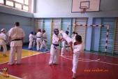 Боевая тренировка киокусинкай в Волжском в честь ДНЯ РОССИИ 10 июня 2018 (рис.9)