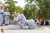 Показательные выступления каратистов Волгоградской Федерации Каратэ (рис.29)