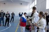 Учебно-тренировочные состязания по киокусинкай 6 декабря (рис.20)