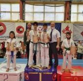 Первенство и Чемпионат ЮФО по Киокусинкай в дисциплине кумитэ