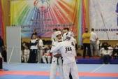 Первенство и Чемпионат ЮФО по Киокусинкай в дисциплине кумитэ 20 декабря 2020 (рис.9)